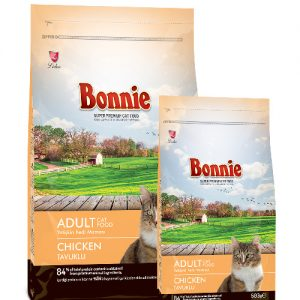 Cat Food Bonnie Chicken