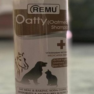 pet Oatmeal Shampoo