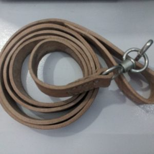 Dog Leather Leash-Show Purpose