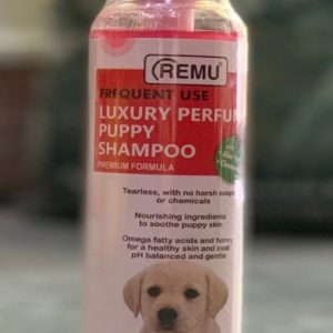 Frequent use Dog shampoo