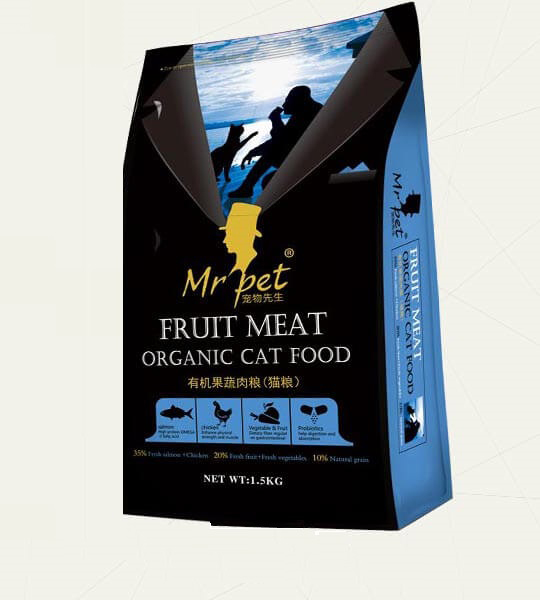 Mr Pet Cat Food