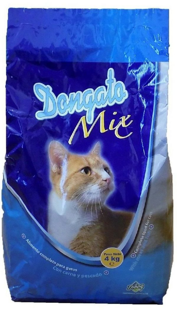 DONGATO MIX Cat Food