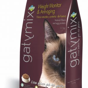 GATYMIX CAT FOOD WEIGHT