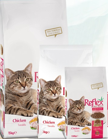 Reflex Adult Cat Chicken